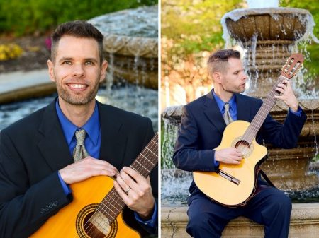 classical guitarist greensboro nc